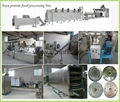 Textured Soya Protein Production Line
