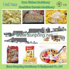 玉米片机械加工设备