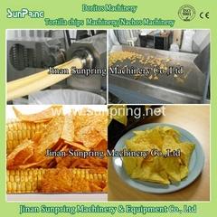 墨西哥烤玉米片薄脆饼机械