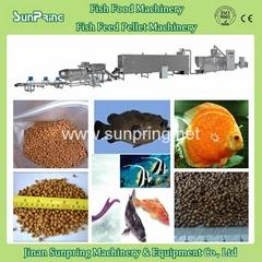 Tilapia Pellet Feed Machine