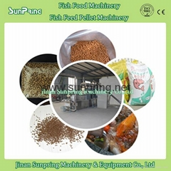 Full Automatic Fish Feed Pellet Machine (Hot Product - 1*)