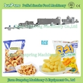 corn snack extrusion line