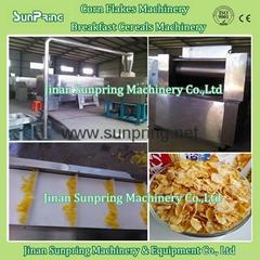玉米片生產線機械設備