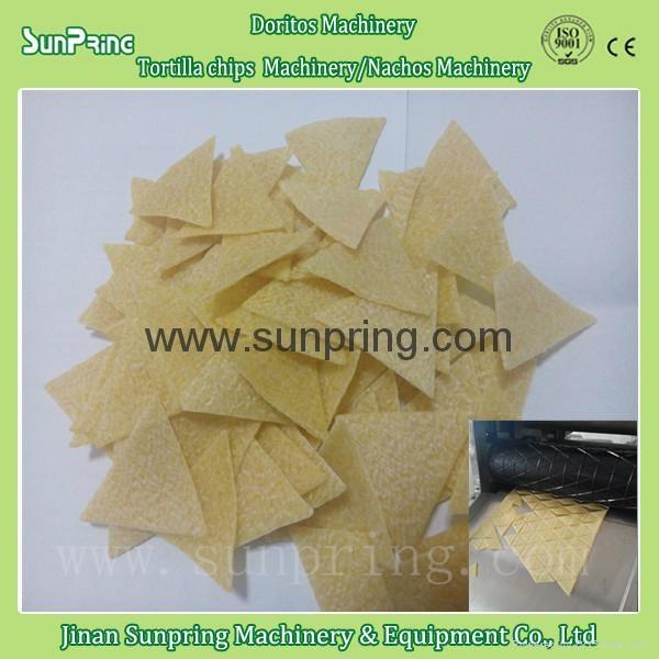 三角片妙脆角生产线 1