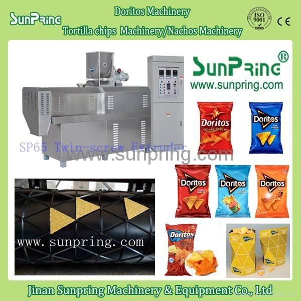 玉米薄脆饼机械设备 5