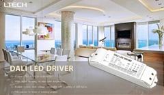 Intelligent LED driver dali-25-700
