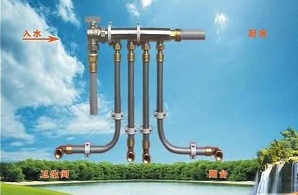 來保利PE-XC供水管 3