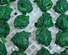 冷凍菠菜球