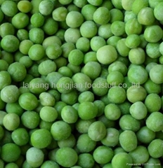 frozen  green pea