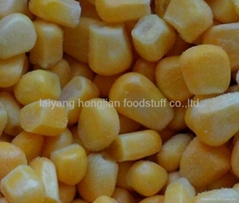 frozen foods frozen sweet corn