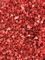 凍乾草莓丁