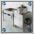 Mobile Popcorn Machine with cart