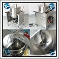 Industrial Gas Popcorn Machine 1