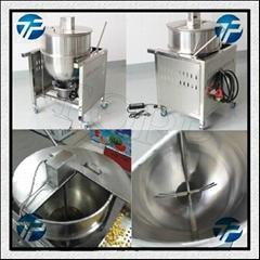 Industrial Gas Popcorn Machine