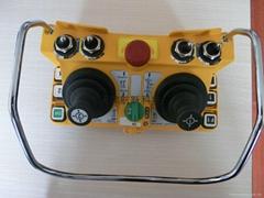 台湾禹鼎工业无线遥控器五速八方向F24-60