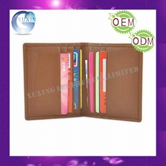 pu credit card holder