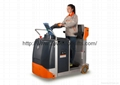 electric towing tractor with EPS function 1