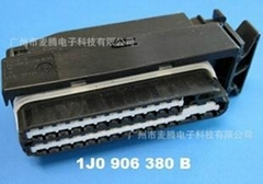 TE/AMP汽车接插件/护套ECU/52P/规格1.5/规格3.5/泰科1393450-1
