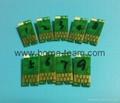 EPSON 7700 9700 7890 9890 7900 9900 大幅面打印机墨盒及废墨仓芯片 3