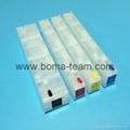 HP970 971 填充墨盒 HP officejet x451dn x451dw x551 x476 x576 打印机 4