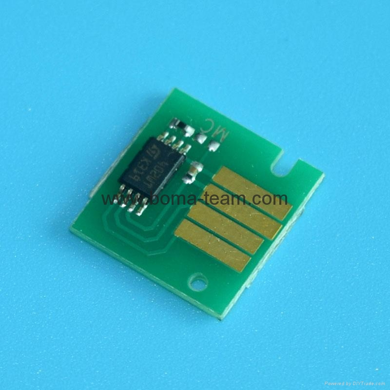 佳能Canon IPF 8000 9000 IPF5000 IPF6000 系列维护箱/废墨仓芯片 3