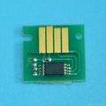 佳能Canon IPF 8000 9000 IPF5000 IPF6000 系列维护箱/废墨仓芯片 4