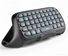 XBOX 360 Wireless Controller Text Messenger Keyboard Chatpad Keypad
