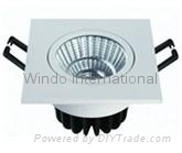 LED COB Ceiling Spot Lights 1507 7W 690lm