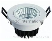 LED Ceiling light  1507 7W 690lm LED COB Ceiling light  (Hot Product - 1*)