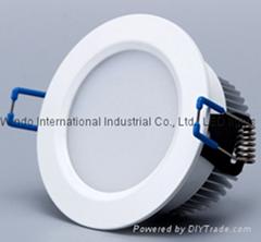 5630 Samsung SMD 1W 3W LED downlight