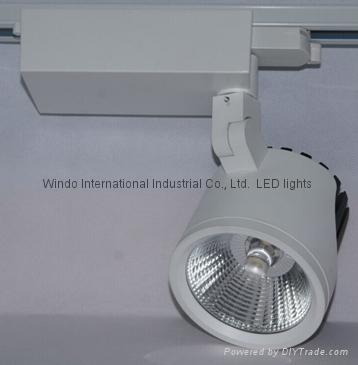 25W、35W COB Track Light CITIZEN CE&ROHS 1
