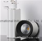 25W COB Track Light CREE 2520 CE&ROHS 1