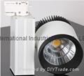35W COB Track Light CREE2530 CE&ROHS