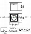18W High power HPL&CITIZEN COB LED venture lamp  2