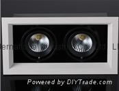 36W High power HPL CITIZEN COB LED venture light led Bean Pot lamp  1