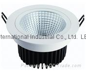 20W 25W LED筒燈可調光 CE&ROHS