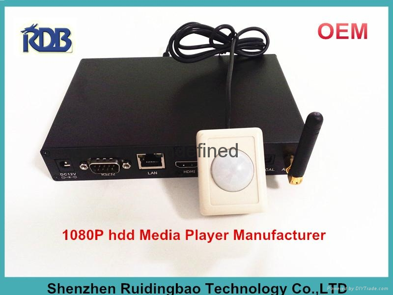 Looping  Network Sync  media Player 2