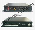 Metal housing1080P HDMI IN media player  4