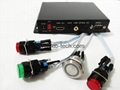 Audio players with pushbuttons 5