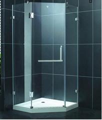 popular bathroom funiture frameless