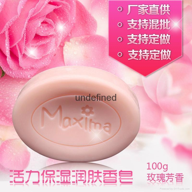 浪漫花香精油皂SOAP 1