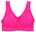 WC003 Seamless mutiple colors comfortable wearing yoga