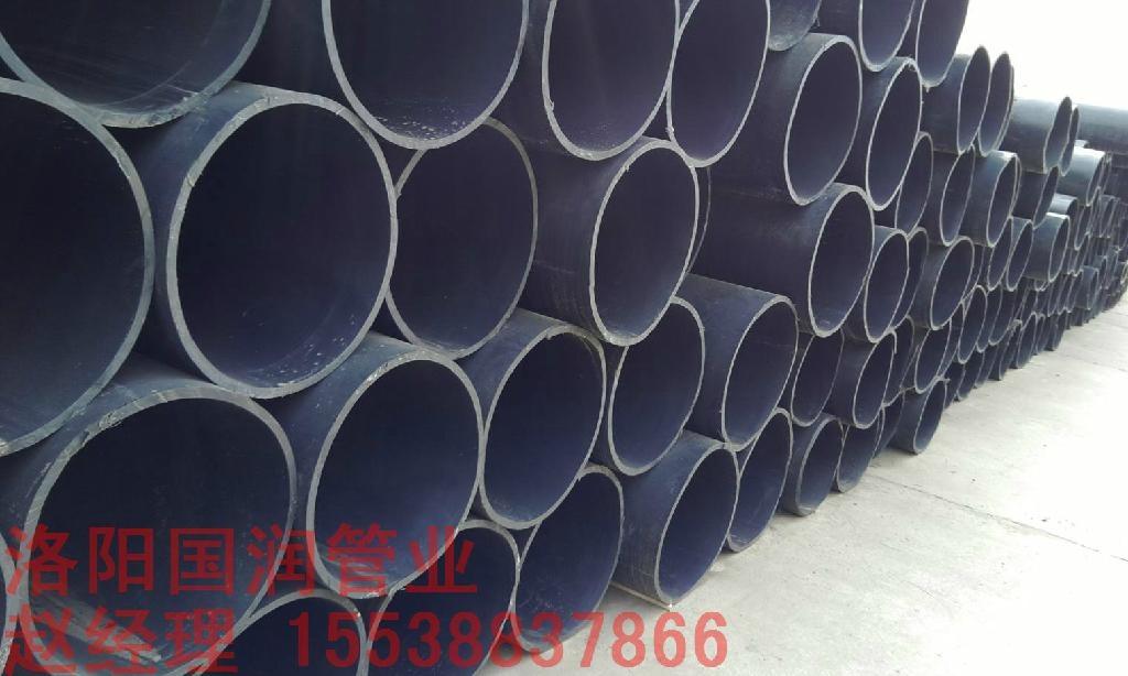 超高分子量聚乙烯管 2