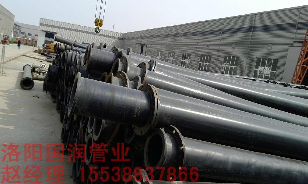 超高分子量聚乙烯管 5