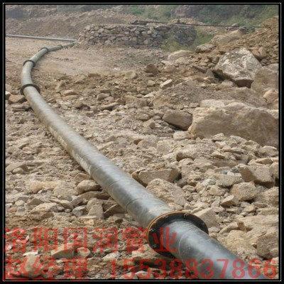 超高分子復合管礦漿輸送管道 1