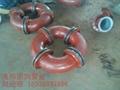 鋼襯塑復合管