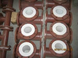 化工強腐蝕四氟管道 3