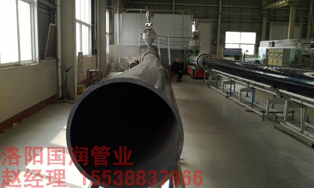 煤礦礦漿復合管 5