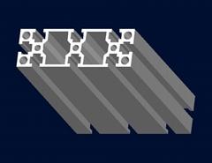 2080B框架铝型材