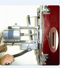 cheap price factory directly Portable Wood Door Lock Mortiser Machine